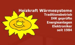 Logo Heizkraft Wärmesysteme e.K.