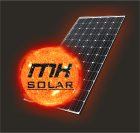 MK-Solar Logo