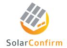 SolarConfirm Logo