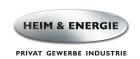 Heim & Energie GmbH Logo