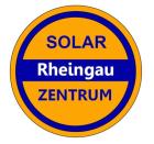 Solarzentrum Rheingau GmbH Logo
