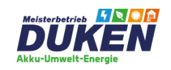 Logo Akku Umwelt Energie Duken