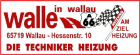Walle in Wallau GmbH Logo