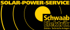 Schwaab Elektrik Solar Power Service Logo