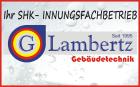 Gebäudetechnik Gerhard Lambertz Logo
