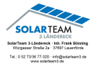 Solarteam 3-Ländereck Logo