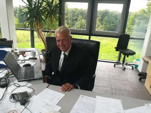 Ansprechpartner Hans Michael Jüngling