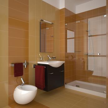 Badezimmer farbe farbideen und wandfarbe f rs badezimmer - Farbideen badezimmer ...