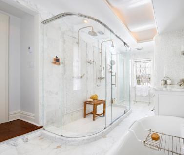 Luxus Badezimmer mit exklusiver Badezimmer Einrichtung