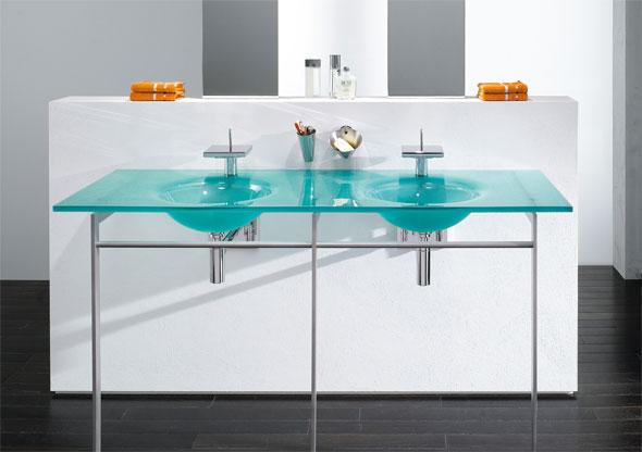 der waschtisch im modernen bad der unterschied zum waschbecken. Black Bedroom Furniture Sets. Home Design Ideas