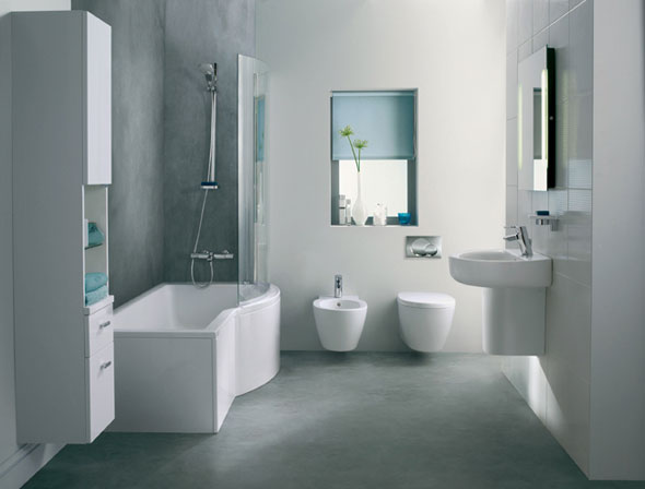 wc becken individuelle gestaltungsm glichkeiten f r moderne b der. Black Bedroom Furniture Sets. Home Design Ideas