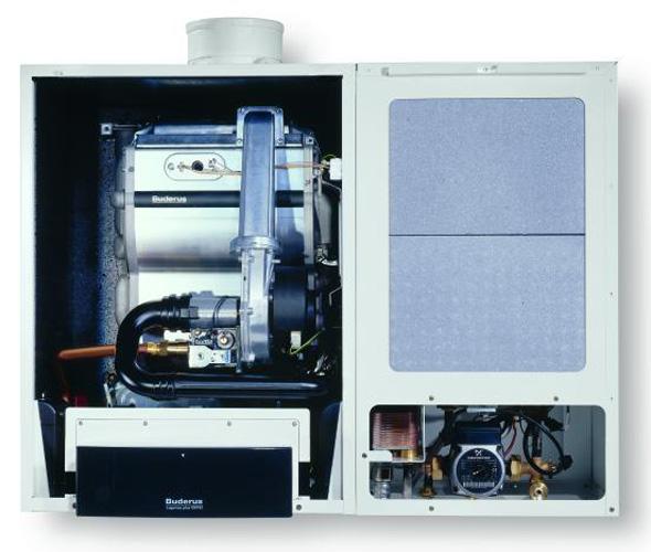 Gas Warmwasserspeicher