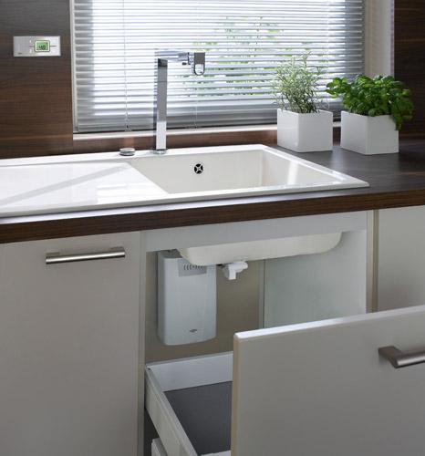 untertischspeicher f r badezimmer wc und k che. Black Bedroom Furniture Sets. Home Design Ideas