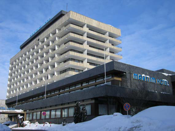 BHKW Hotel Maritim