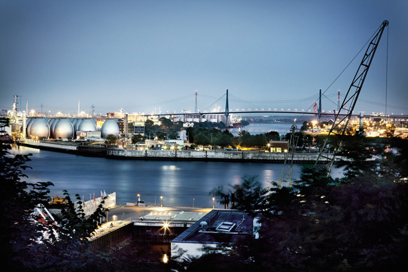 Biogas Hamburg Energie