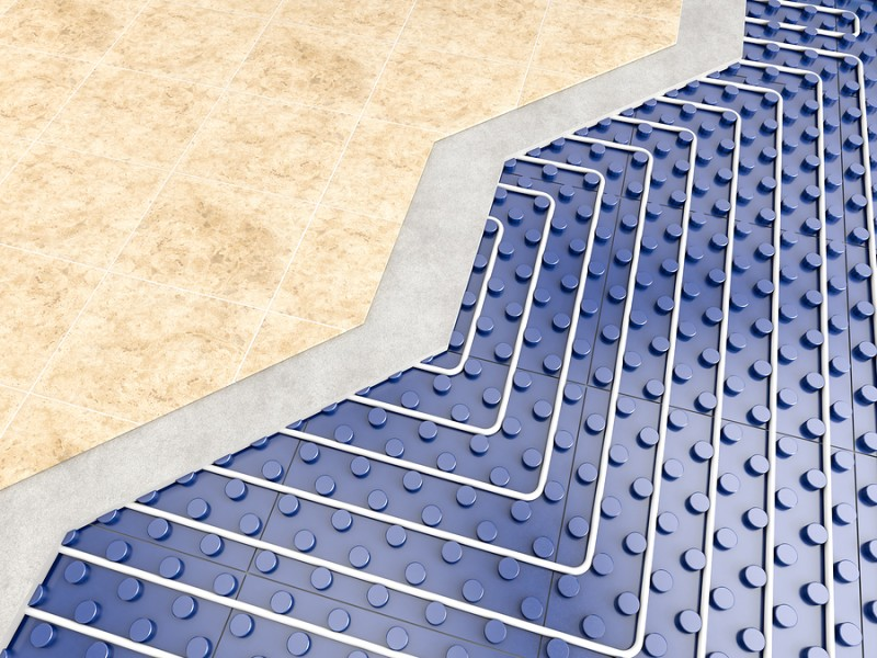 Eficiencia del suelo radiante - Calefaccion suelo radiante electrico ...