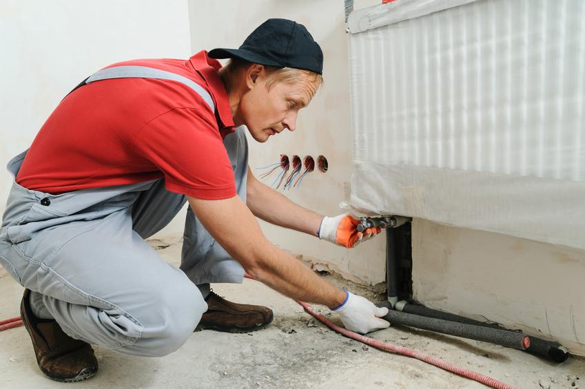 instalación-de-radiadores-de-calefacción