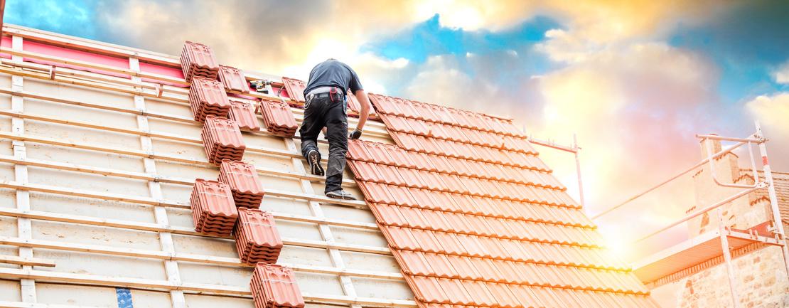 Gut bekannt Ziegeldach: langlebige und natürliche Dacheindeckung IO93