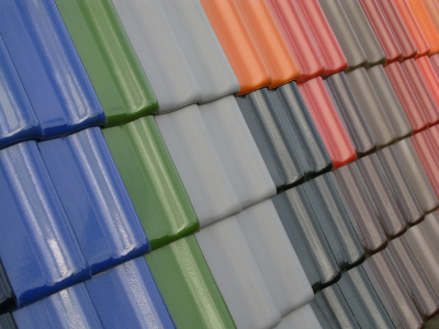 Dachfarbe für Dacheindeckung