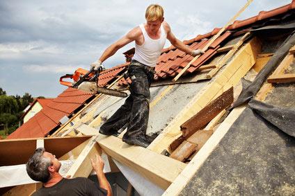 Dachkonstruktion: Bau einer Dachgaube