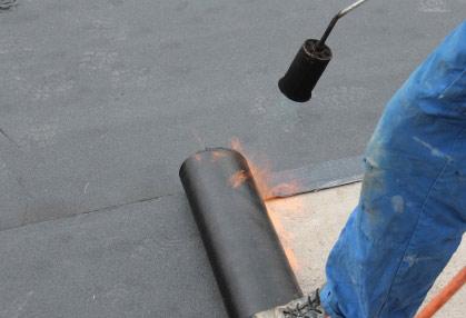 flachdachabdichtung dachschutz vor feuchtigkeit. Black Bedroom Furniture Sets. Home Design Ideas