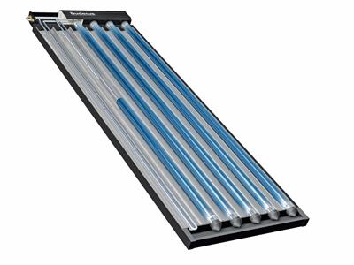 Sonnenkollektoren - Vakuumröhrenkollektor