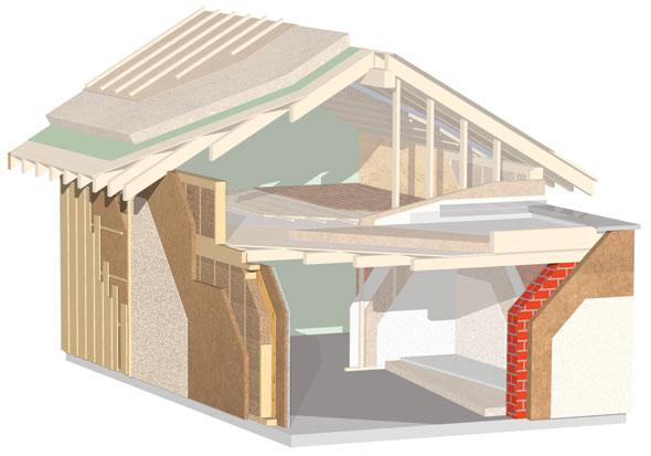 gutex d mmung d mmplatten aus holzfasern. Black Bedroom Furniture Sets. Home Design Ideas