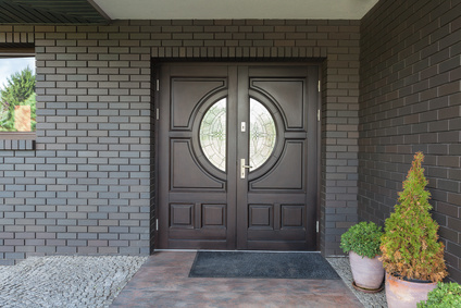 A Guide to Added Features for Exterior Doors There are a variety of decorative glass varieties for homeowners to choose  from  including baroque  beveled  camed  stained  or basic textured glass . Decorative Front Doors. Home Design Ideas