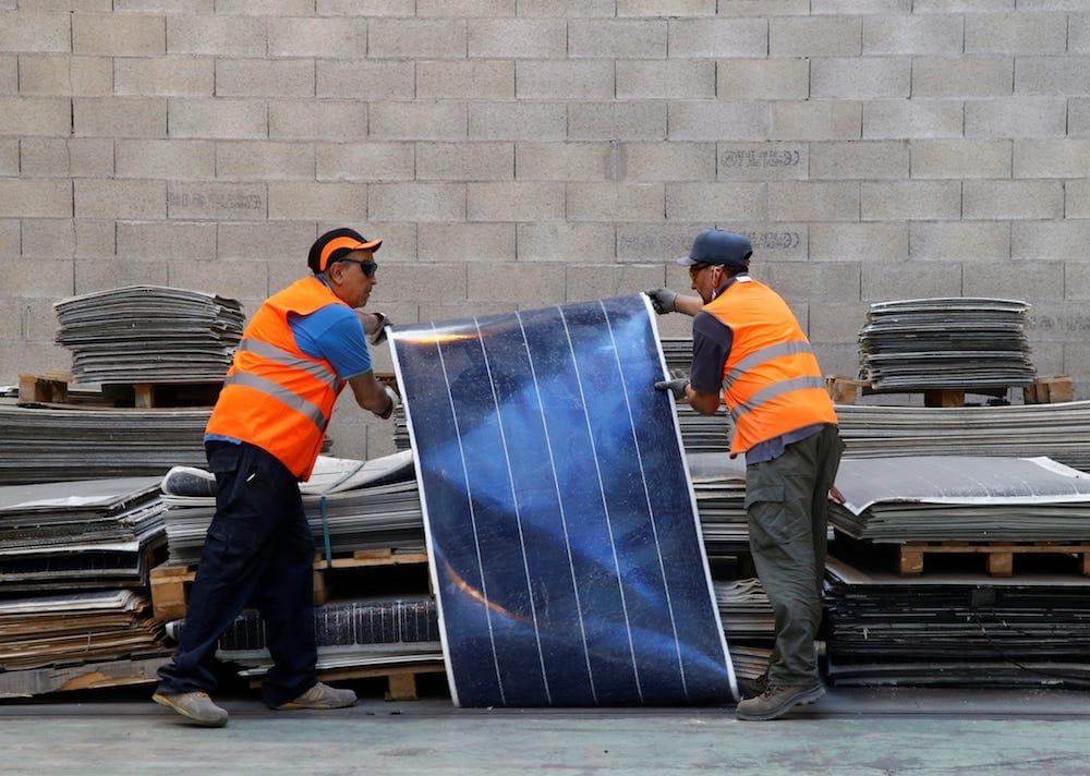 Reciclaje-de-placas-solares