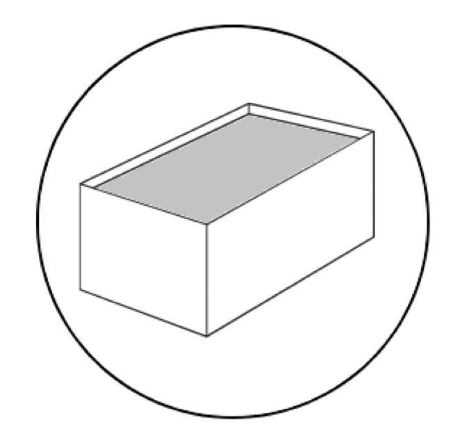 Superficie-horizontal-tejado-plano