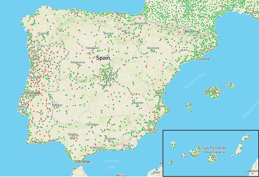 puntos-recarga-espana