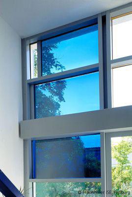 Intelligentes Glas