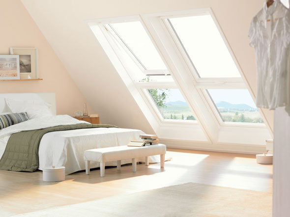 velux fenster unternehmen produkte. Black Bedroom Furniture Sets. Home Design Ideas