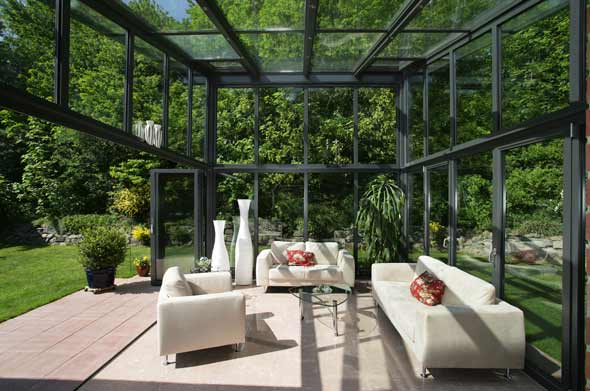 Wintergarten & Baugenehmigung