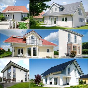 Fertighaus planen: Bauweisen & Baustile