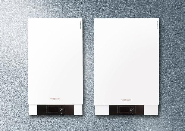 Gas-Brennwert Wand- und Kompaktgeräte der Vitodens 200er Reihe
