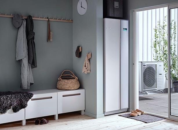 nibe w rmepumpen immer eine effiziente l sung. Black Bedroom Furniture Sets. Home Design Ideas