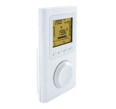 Raumthermostat für Thermotec Elektroheizungen