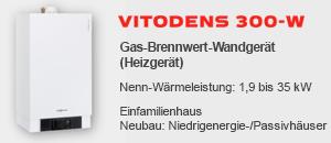 Viessmann Gaskessel Vitodens 300-W