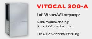 Viessmann Wärmepumpe Vitocal 300-A