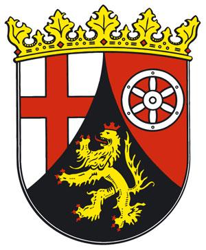 Landeswappen Rheinland-Pfalz