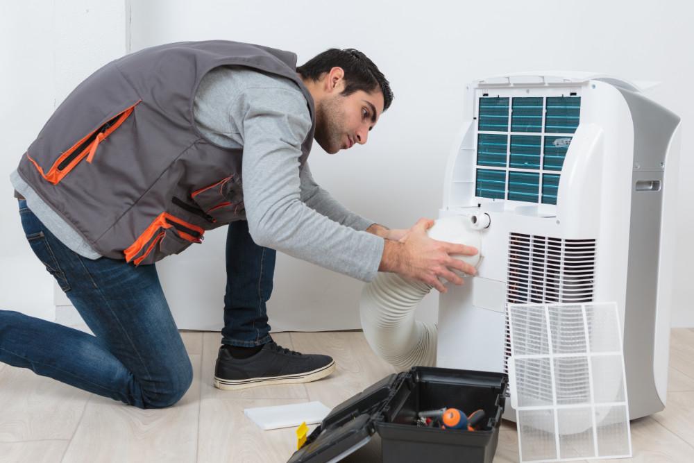 Basiert der Test auf einer Kundenrezension, oder wurde eine mobile Klimaanlage auf Herz und Nieren getestet?