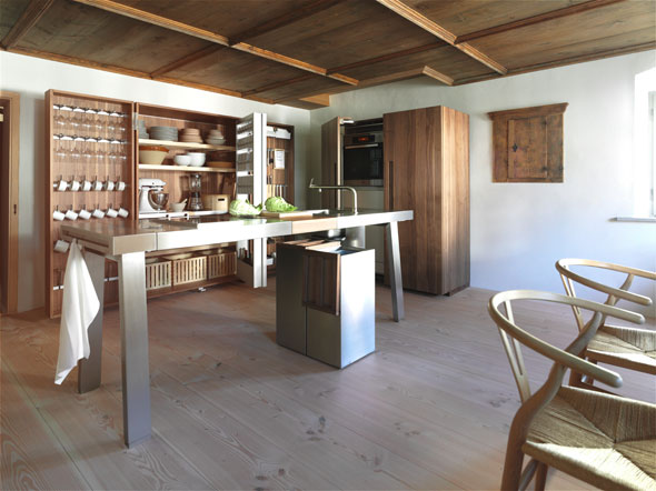 Design Küche Bulthaup b2