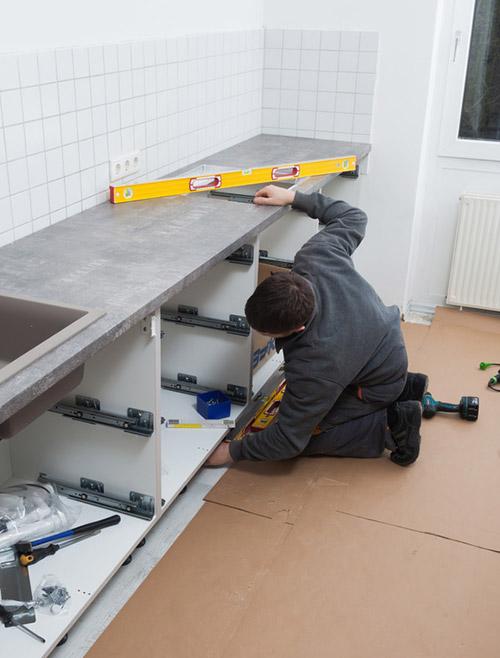 Küche Umbauen küchenumbau eine übersicht und anregungen