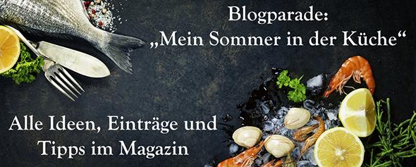 """Blogparade von Moderne-Küche.com zum Thema """"Sommerküche"""""""