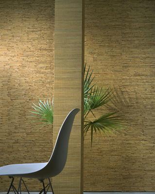 Elegant Grastapete   Ausgefallene Wandgestaltung Für Tapezierprofis. Grastapete