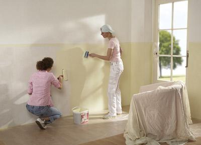putzgrundierung schafft eine einheitliche basis beim verputzen. Black Bedroom Furniture Sets. Home Design Ideas