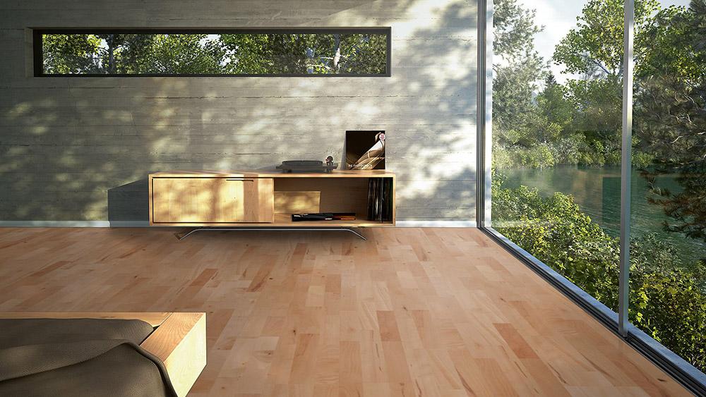 buchen parkett aussehen belastbarkeit alltagstauglichkeit. Black Bedroom Furniture Sets. Home Design Ideas
