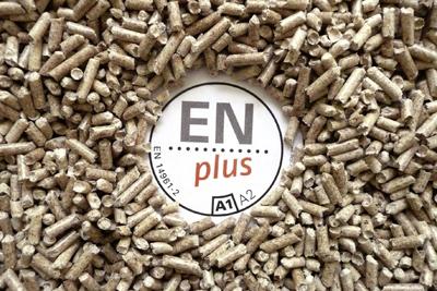 ENplus Pellets