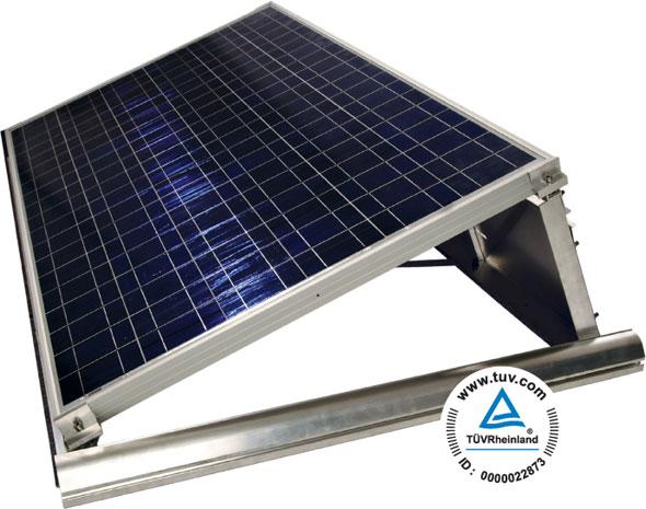 hb Solar Scirocco Montagesystem für Photovoltaik
